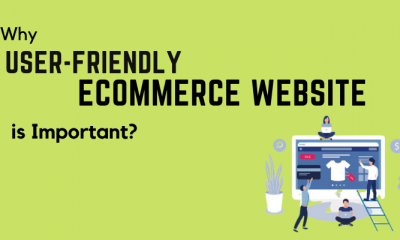 why user-friendly Ecommerce website is important